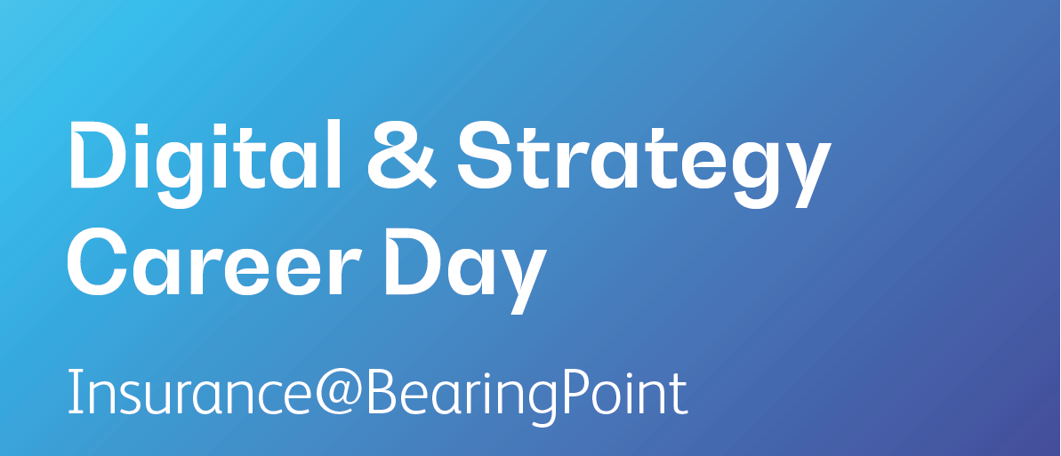 Digital & Strategy Career Day
