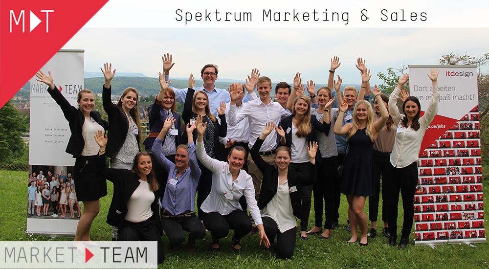 Spektrum Marketing and Sales