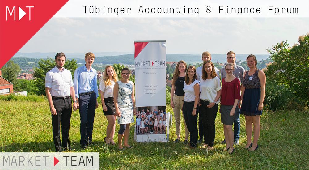 TAFF - Tübinger Accounting and Finance Forum