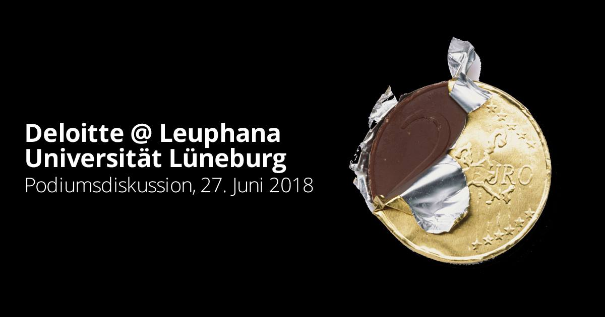 Deloitte @ Leuphana Universität Lüneburg