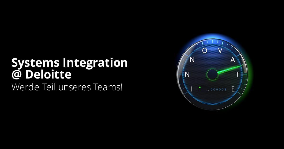 Systems Integration Bewerbertag