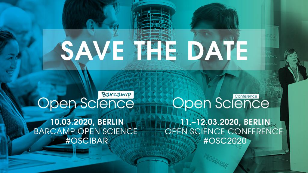 Barcamp Open Science
