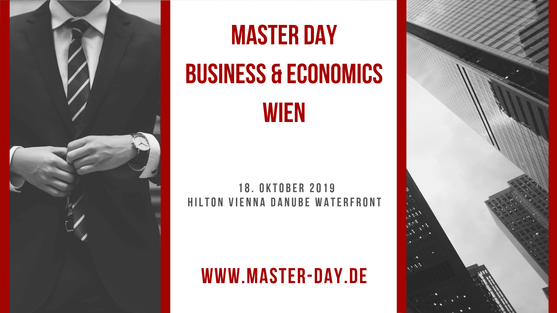 Master Day Business & Economics Wien