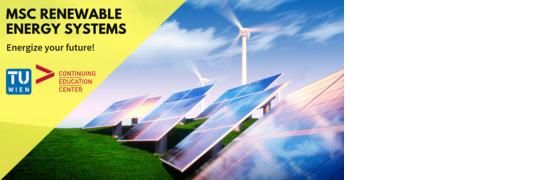 MSc Renewable Energy Systems