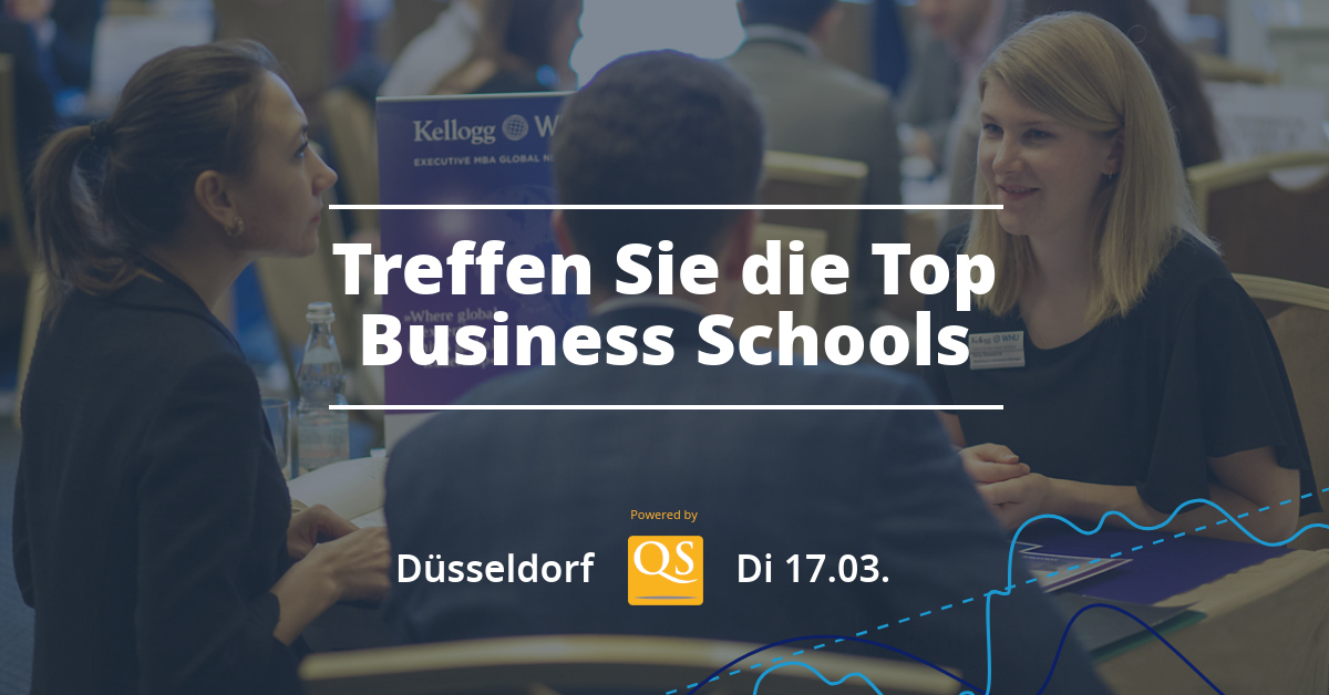 QS Connect MBA Düsseldorf – MBA-Event