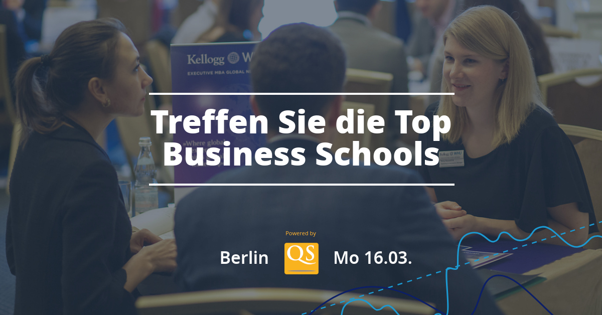 QS Connect MBA Berlin – MBA Event