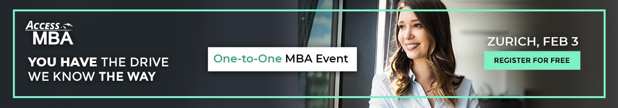 Die Exklusive MBA Veranstaltung am 3. Februar in Zürich | Lernen Sie Top Business Schulen kennen!