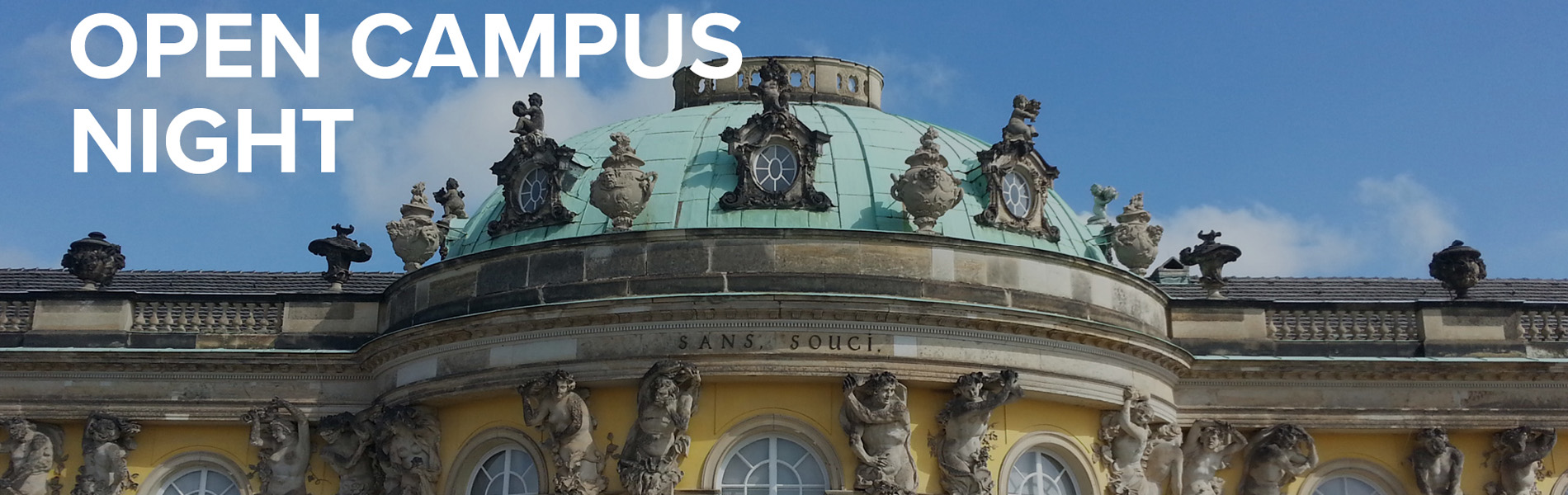 Open Campus Night – Potsdam