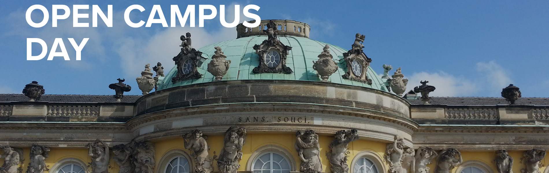 Open Campus Day – Potsdam