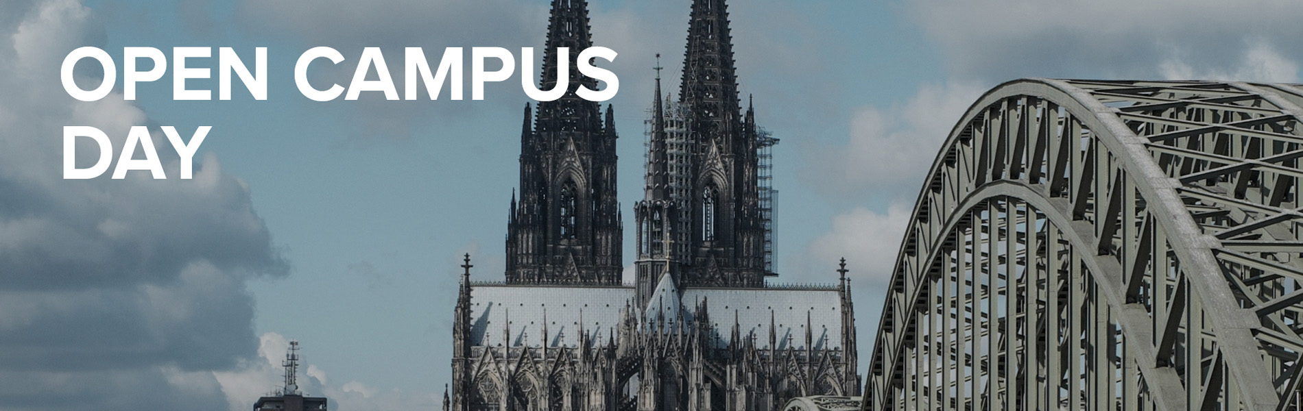 Open Campus Day – Köln