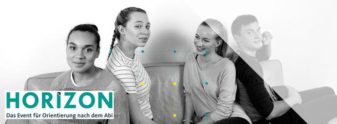 Keinen Plan nach der Schule? Keine Panik! || Das online Angebot der HORIZON bietet Abiturienten und deren Eltern vom 8. bis 30. Juni Orientierung und Beratung