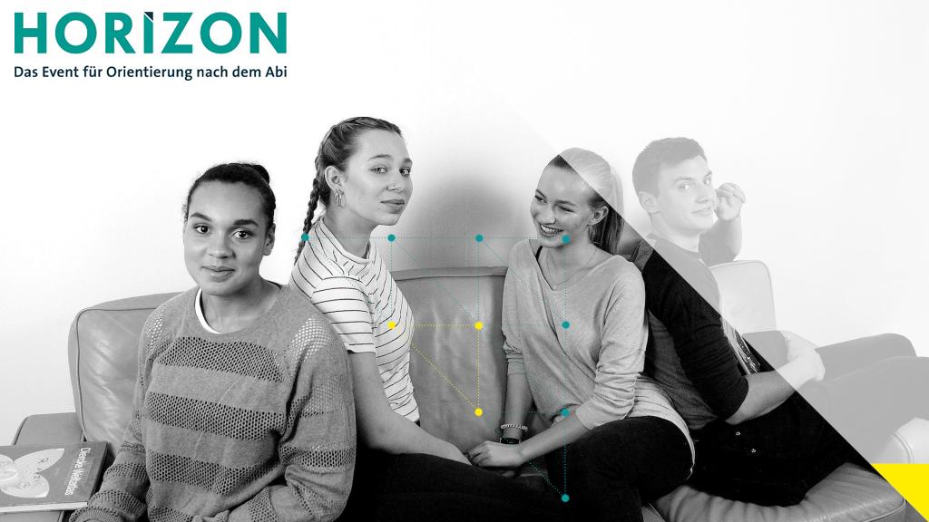 Bildungsmesse HORIZON unterstützt Abiturient:innen in Mitteldeutschland am 26. September bei der schwierigen Orientierung rund um Studium und Beruf