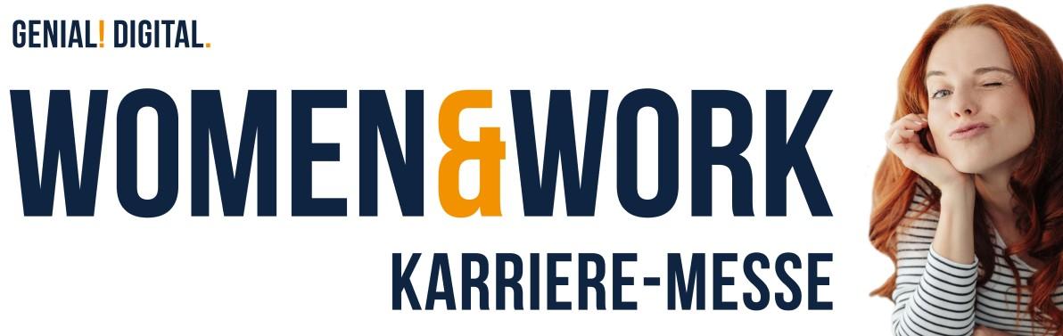 women&work – die wichtigste Karriere-Messe für Frauen