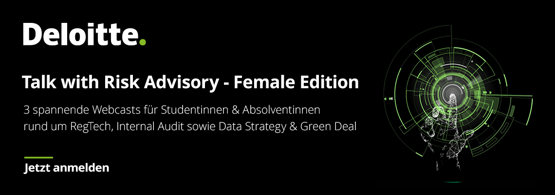 Talk with Risk Advisory - Female Edition: <br>Regulatory & Legal Support