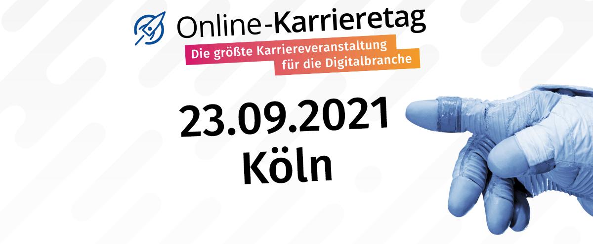 Online-Karrieretag Köln