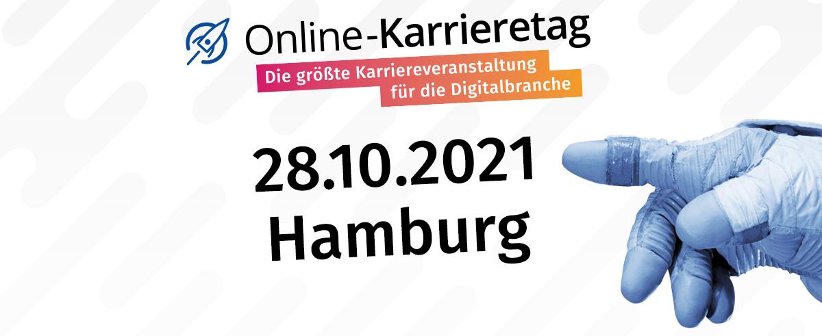 Online-Karrieretag Hamburg