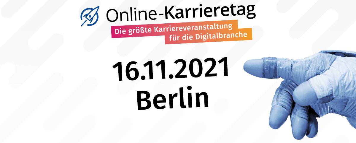 Online-Karrieretag Berlin