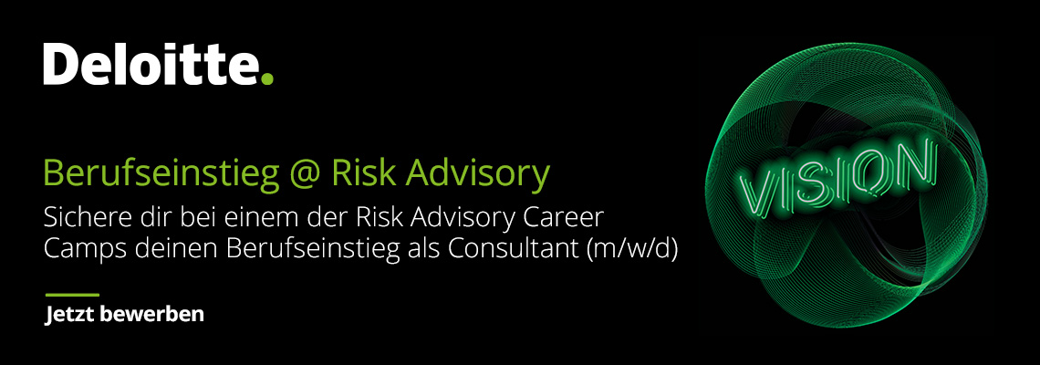 Risk Advisory Career Camp: IT & Specialized Assurance