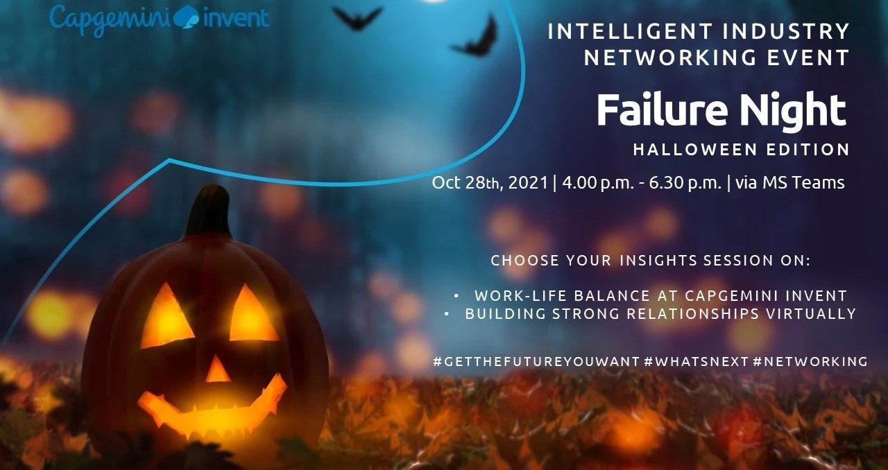 Intelligent Industry – Virtual Failure Night